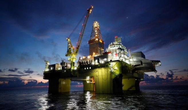 COSLProspector, courtesy of COSL Drilling Europe